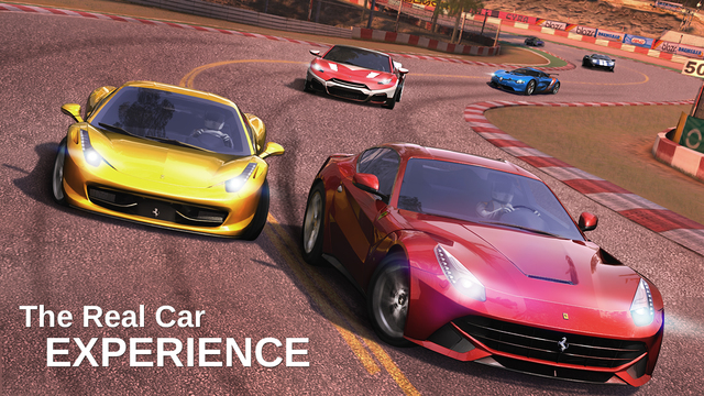 GT Racing 2: The Real Car Experience - free ipad games