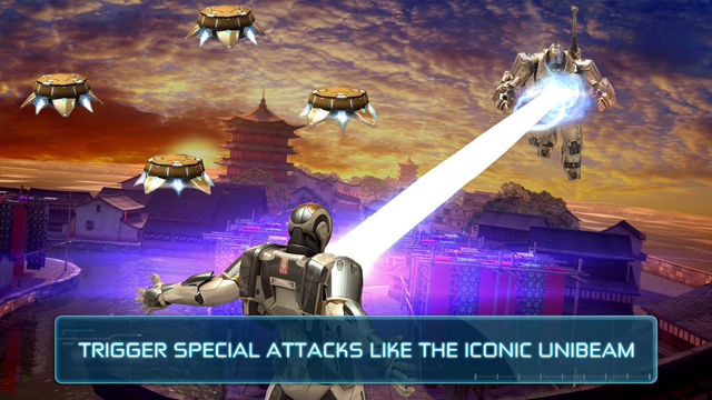 iron man 3 - free ipad games